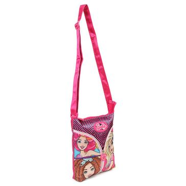 Barbie Sling Bag Pink for Girls (3-8 Years) Online in India, Buy at FirstCry.com - 2280461