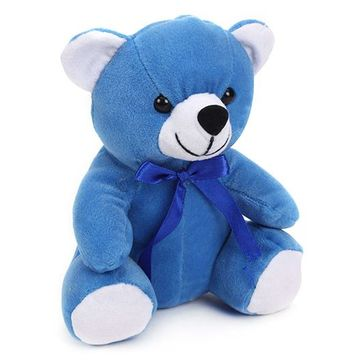 Playtoons Chubby Bear 15 cm (Color May Vary)