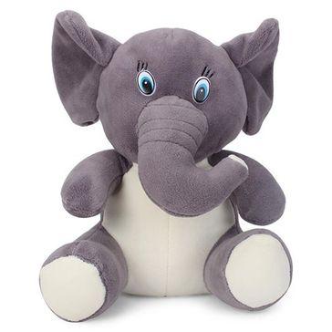Carter/'s Baby Blanket Cozy Pink Elephant Gray Fleece Infant Girls Soft NWT NEW