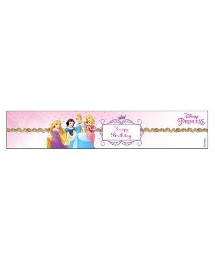 Disney Princess Wrist Bands - Pack of 10