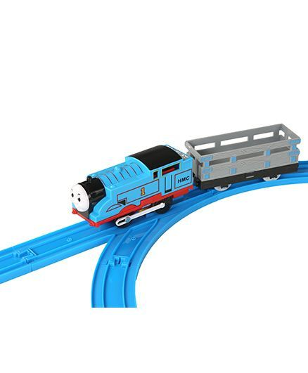 Emob Electric Toy Train With Track Set