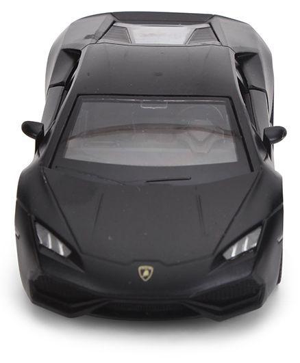 Rmz Lamborghini Huracan Lp610 4 Die Cast Car Toy Matte Black For 3
