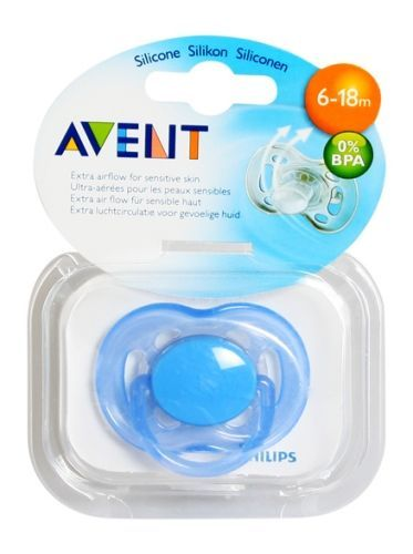 PERSONALISED DUMMY AVENT AVENT DUMMY *CAN BE STERILISED* MINIONS PACIFIER