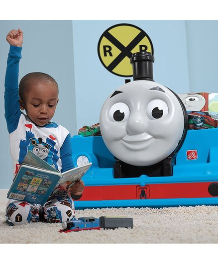 b09aae5a758 Step2 Thomas The Tank Engine Toddler Bed Blue Online in India, Buy ...