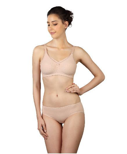 Triumph Mamabel Nature Non Wired Maternity Bra - Beige