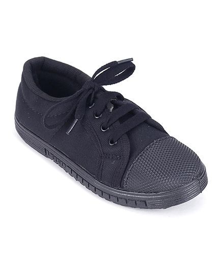 cca06f63dcdd Buy Footfun School Shoes Black for Boys (5-6 Years) Online
