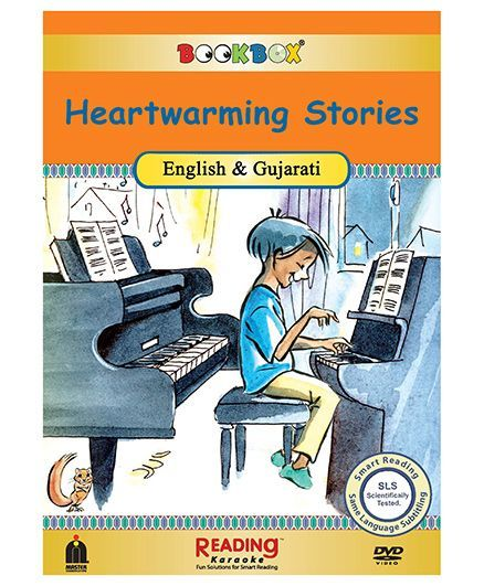 Heartwarming Stories 3 Story DVD English And Gujarati Online in India, Buy  at Best Price from Firstcry com - 1192475