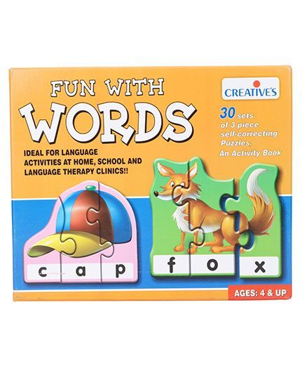 Creative's Fun With Words Puzzle