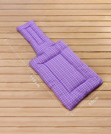 7e185ca47 Babyhug Sleeping Bag Tiny Dots Purple Online in India