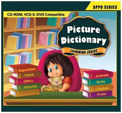Picture Dictionary Online in India, Buy at Best Price from Firstcry com -  126619