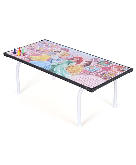 Disney Princess Multipurpose Toy Gaming Table (Color & Print ...