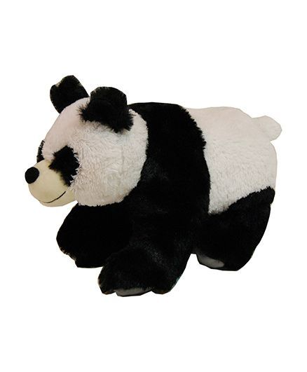 a04180825 Surbhi Panda Soft Toy Black White 36 cm Online India
