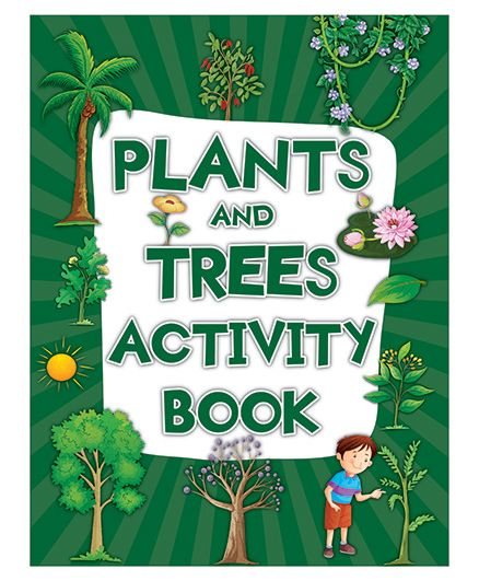 100 Activities To Learn More About Plants & Trees - English
