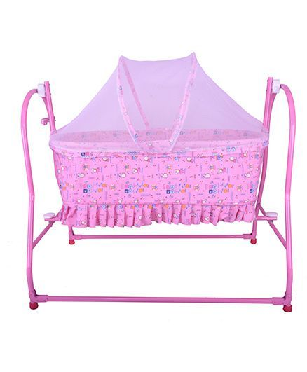 7837b1aea8 Mothertouch Italio Cradle Pink Online in India, Buy at Best Price from ...
