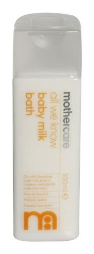 Mothercare All We Know Baby Milk Bath - 300 ml