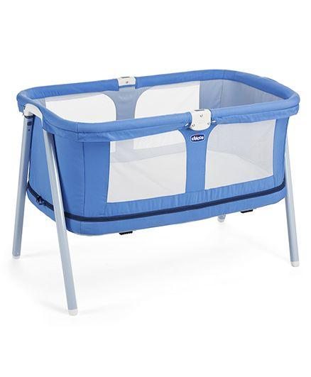 Chicco Lullago Zip Travel Crib Indigo Online In India Buy At Best Price