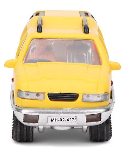 2b0daed0576a Speedage Tata Safari Car Model Yellow for (3-8 Years) Online India ...