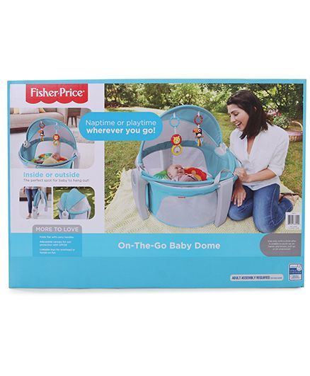 3f7776151cd1 Fisher Price On The Go Baby Dome Online India
