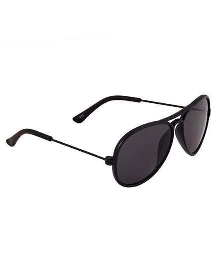 Glucksman Classic Aviator Kids Sunglasses Black for Both (4-6 Years ... 98d6ecba8e