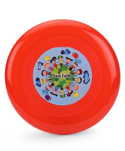 Ratnas Boom Flying Disc (Color And Print May Vary)