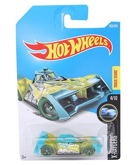 Hot Wheels X-Raycers Die Cast Free Wheel Toy Car (Color & Design May Vary)