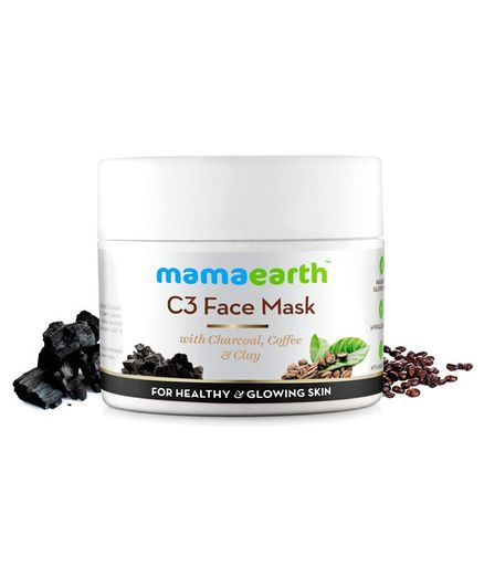 mamaearth Face Mask - 100 ml