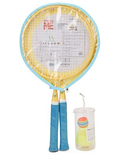 Minions Round Racket Set
