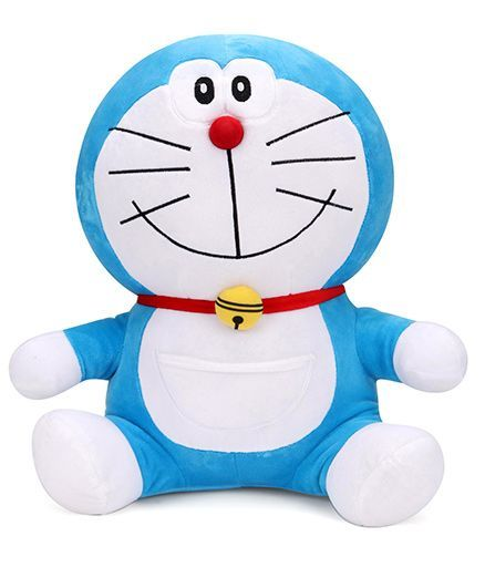 Doraemon Smiling Soft Toy