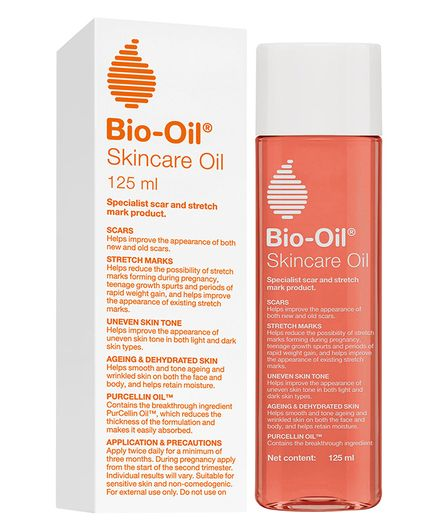 Bio Oil 125 ml (Specialist Skin Care Oil Scars, Stretch Mark, Ageing,  Uneven Skin Tone) Online in India, Buy at Best Price from Firstcry com -  1563437