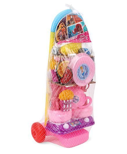 Disney Princess Trolley Kitchen Set 26 Pieces Color May Vary Online India Buy Pretend Play Toys For 3 8 Years At Firstcry Com 1565564