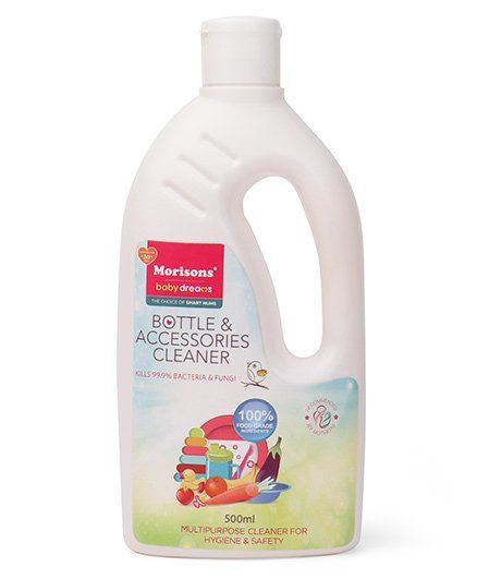 b37bc266d78c Morisons Baby Dreams Bottle   Accessories Cleaner 500 ml Online in ...