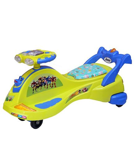 Ehomekart Transformers Twist & Swing Magic Car - (Color May Vary)