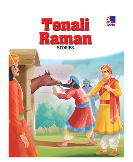 Ekas Tenali Raman Story Book English Online in India, Buy at Best Price  from Firstcry com - 1636104