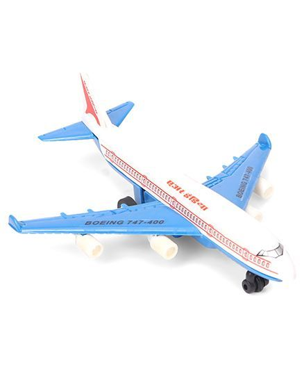 Speedage Mini Jumbo 747 Air India Plane Color May Vary For 3 8