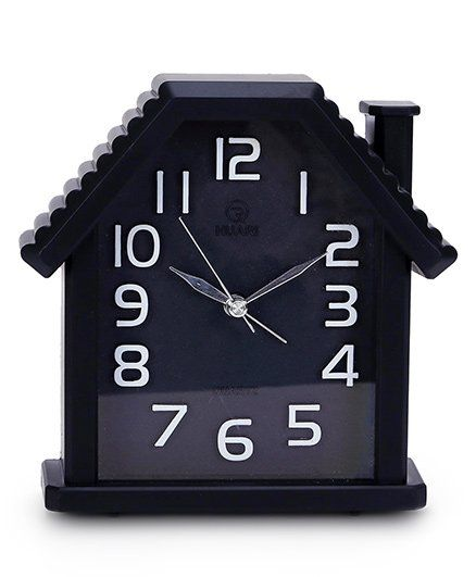 House Shape Alarm Clock Color May Vary Online In India Buy At