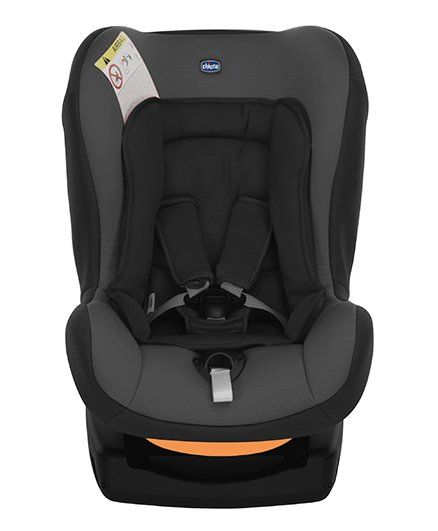 Chicco Convertible Cosmos Baby Car Seat Black Night