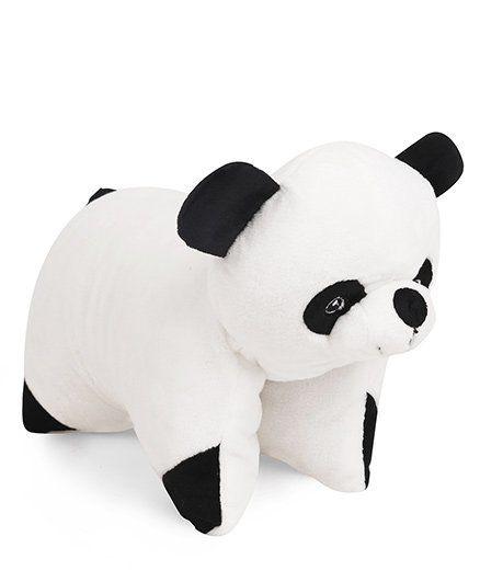f98b79b05e66 Starwalk Panda Shape Folding Pillow White Online in India, Buy at ...