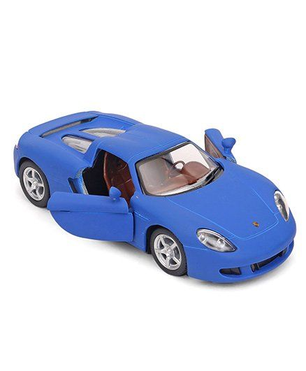 Kinsmart Die Cast Porsche Carrera GT Cayman Toy Car Royal Blue for (3-8  Years) Online India, Buy at FirstCry com - 1690407