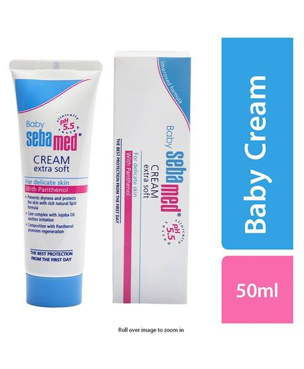 Sebamed Baby Cream Extra Soft - 50 ml