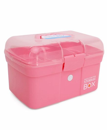 Multipurpose Storage Box - Pink
