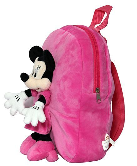 beaa203ea57 Disney Minnie Mouse Applique Bag Pink Height 12 inches Online in ...