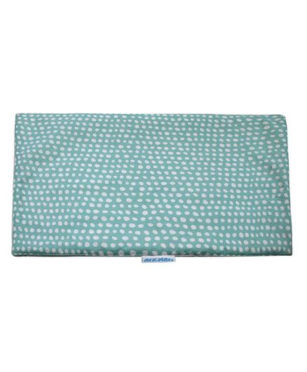 Abracadabra Changing Mat Dot Print - Light Blue