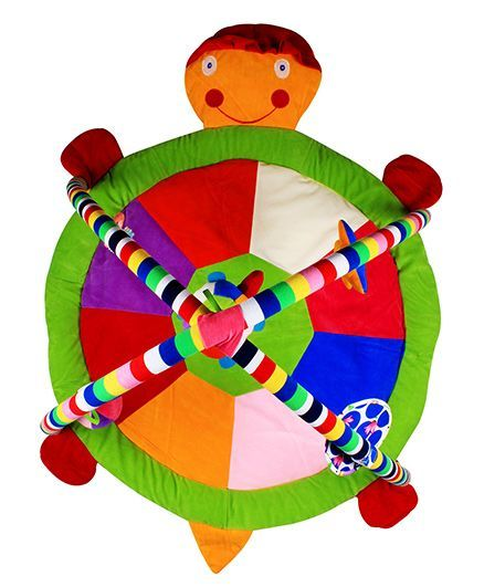 Ole Baby Twist And Fold Tortoise Shape Play Gym r-3