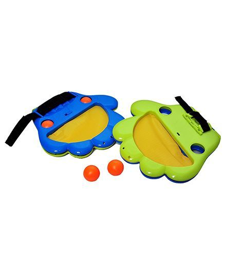 Toyshine Ball Catching Squap Game With  Catcher And  Balls