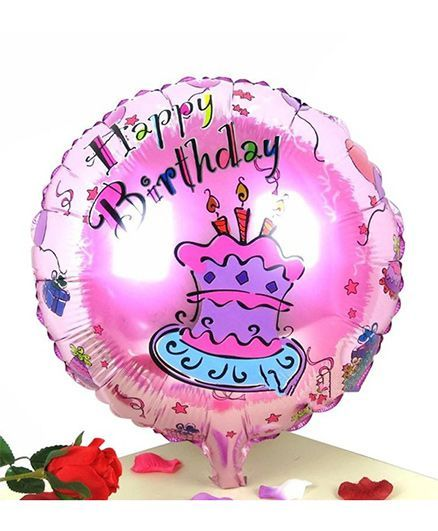 Party Anthem Happy Birthday Foil Balloon