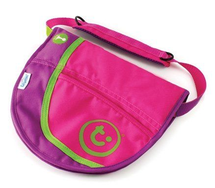 Trunki - Saddle Bag Pink