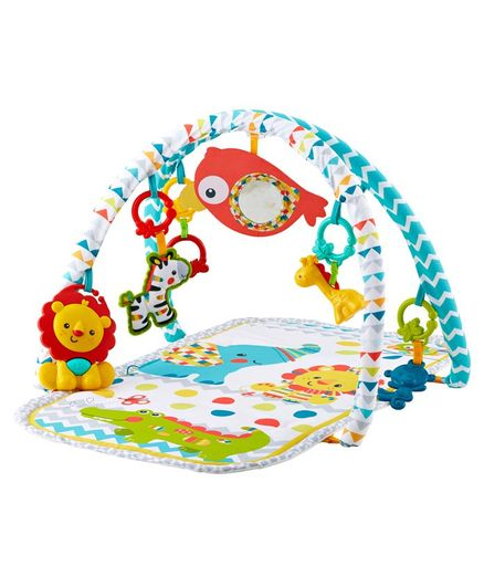 e91f22b82608d Fisher Price Musical Activity Gym Multi Color Online India