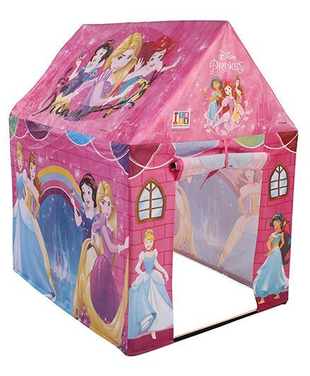 new concept ab63b 136ae Disney Princess Playhouse Pipe Tent (Color & Style May Vary) Online India,  Buy Outdoor Play Equipment for (3-5 Years) at FirstCry.com - 2003981