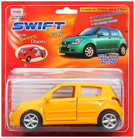 Centy Toys Swift Car CT 114 for (3-10 Years) Online India, Buy at  FirstCry com - 202409