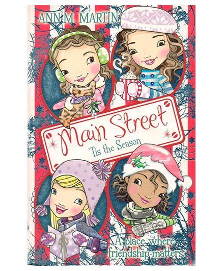 2e3e9a0626 Tis the Season Main Street Story Book English Online in India, Buy at Best  Price from Firstcry.com - 2036887